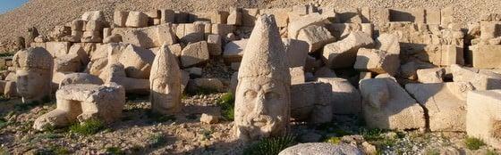 The Heads Of Mt.Nemrut