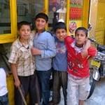The Locals Of Turkey