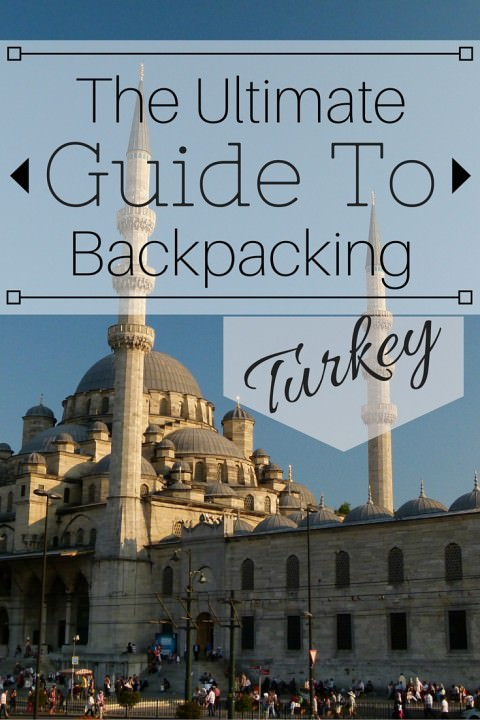 The UltimateGuide ToBackpackingTurkey