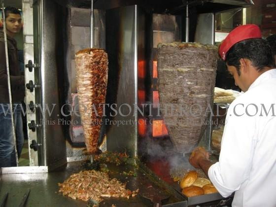 shawarma egypt