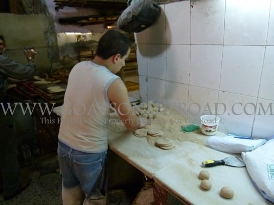 bread making lebanon