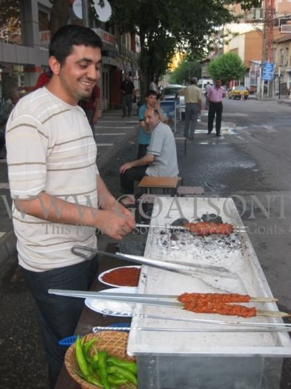 kofte in turkey