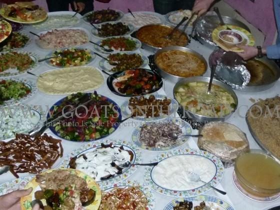 food in jordan