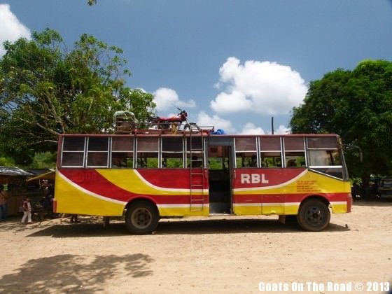 local bus philippines