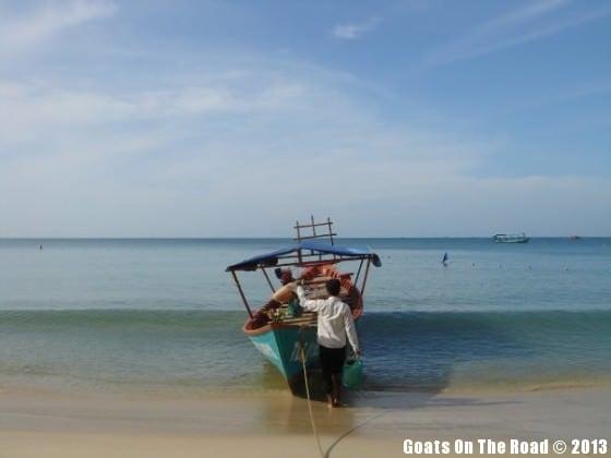 longtail boat cambodia