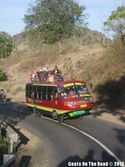 transport in indonesia