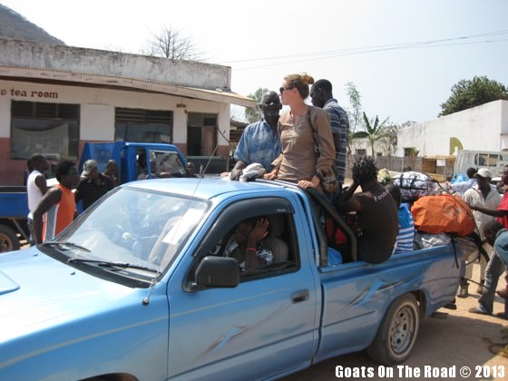 transportation in africa