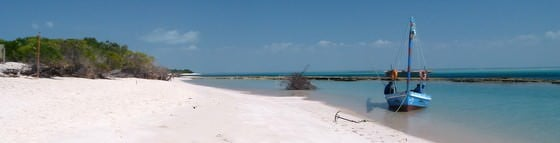 Mozambique Travel A Beach In The Stunning Bazaruto Archipelago