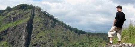 Beautiful Views Of Ella backpacking Sri Lanka