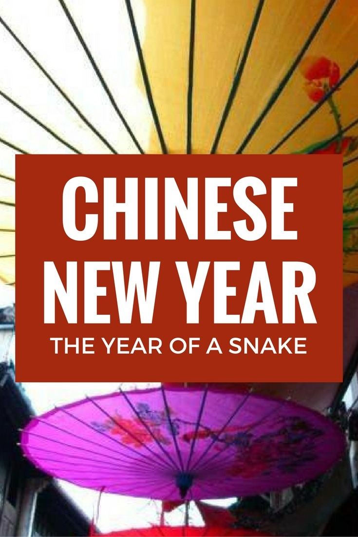 Chinese New Year: The Year Of The Snake