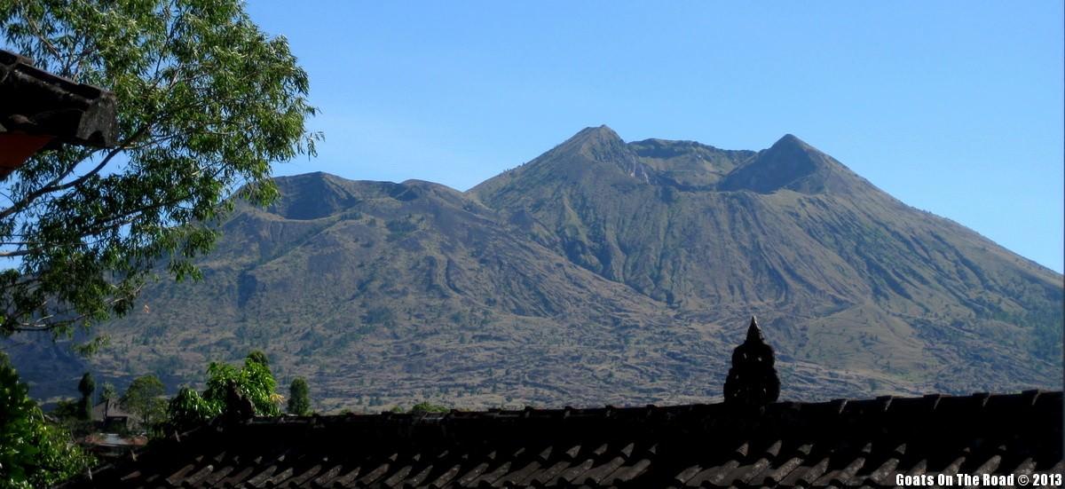 mount batur volcano kintamani bali