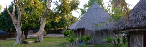 Rondavel In Vilanculos Mozambique Travel