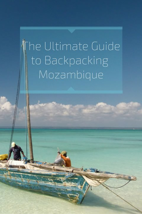 The Ultimate GuideTo BackpackingMozambique