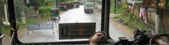 Travel Day In Sri Lanka Backpacking Sri Lanka