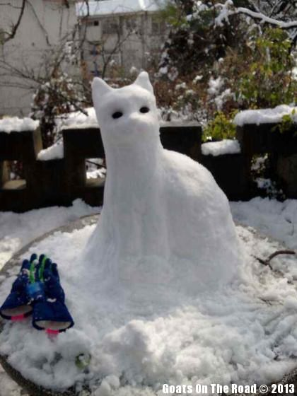 funny snowmen and xrated snow creations from around