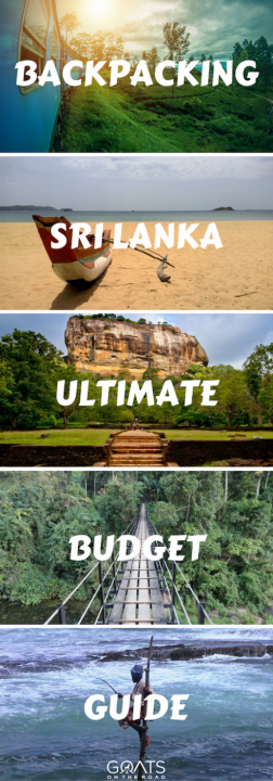 The Ultimate Budget Guide to Backpacking Sri Lanka