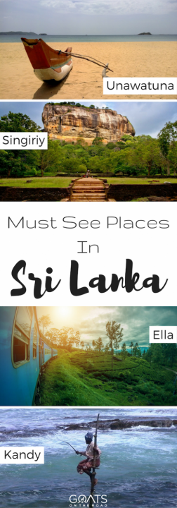 Must See Places In Sri Lanka