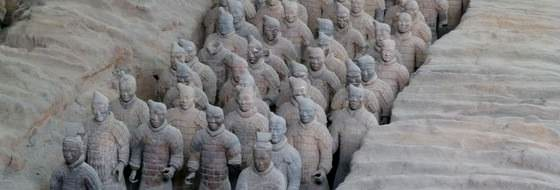 Travelling China To See The Terracotta Army