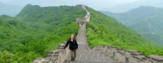 The Great Wall Of China On A Budget