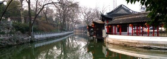 living in yangzhou china