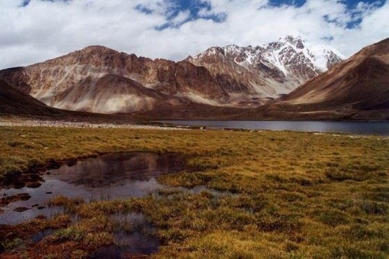 The Pamir Mountains (Photo From oocities.org)