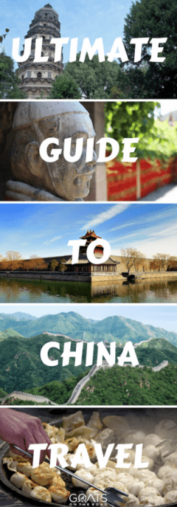 Ultimate Guide To China Travel