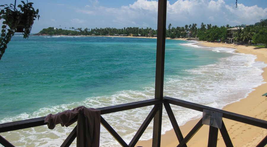backpacking sri lanka hotels in unawatuna