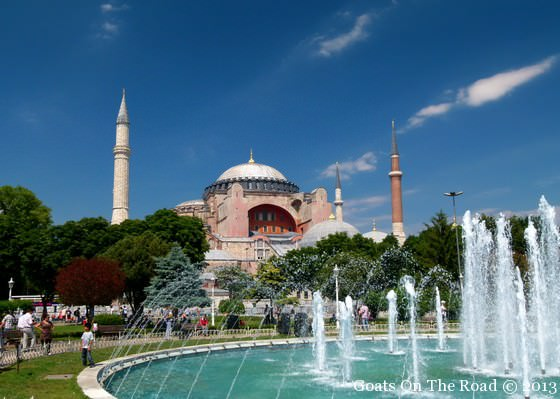 travel in turkey