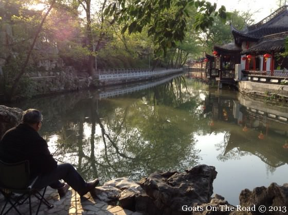 travel in yangzhou