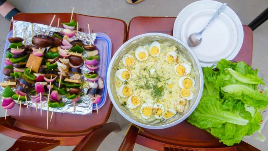 BBQ's and Picnics: A Foreign Concept in China?