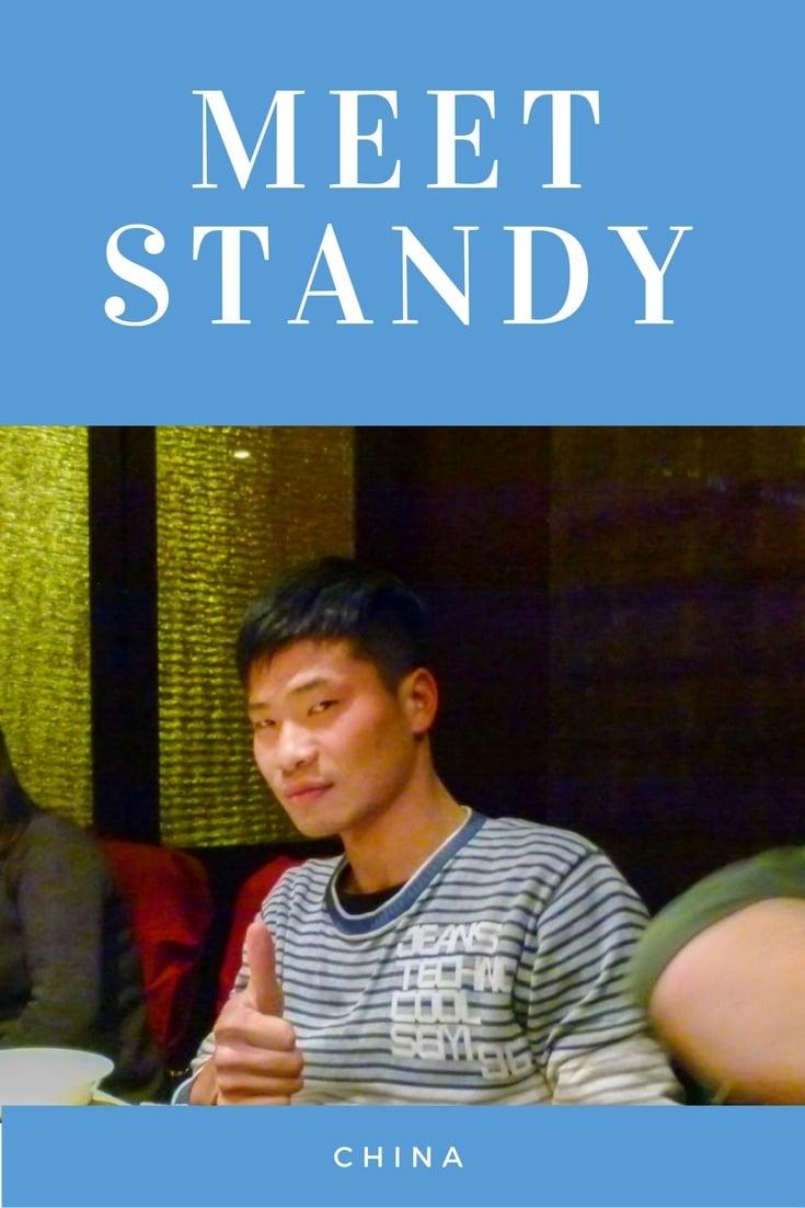 Meet Standy