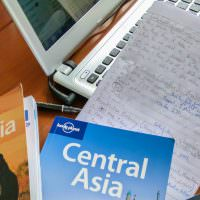travel to do list for central asia