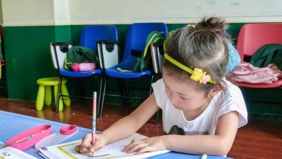 Julia's Song: Teaching English in China