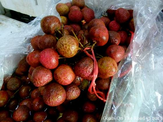 summer fruit in china