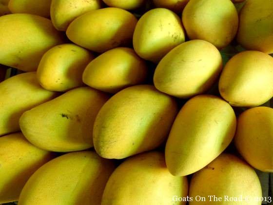 mango fruit in china