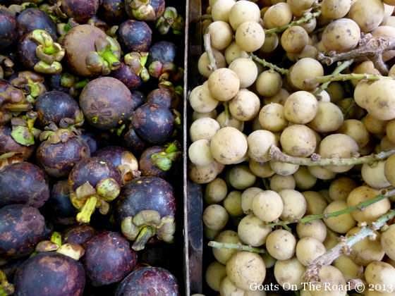 summer fruits of china