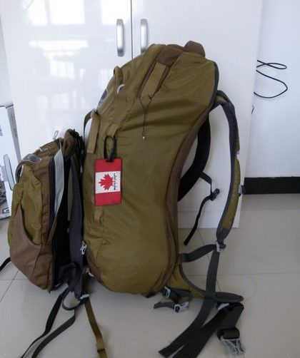 how to choose a backpack for travel