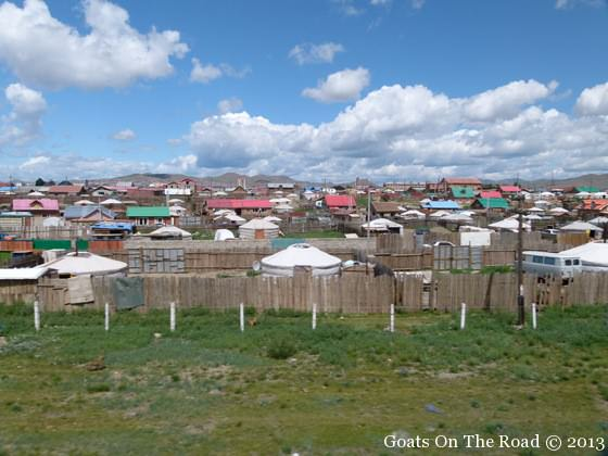 trans mongolian railway ulan bator