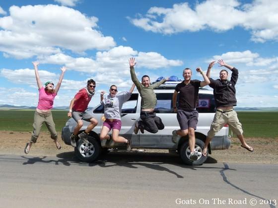 gobi desert tour