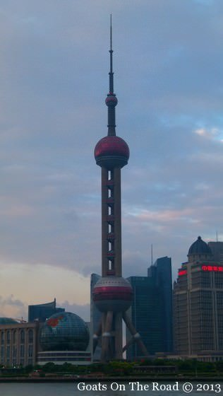 oriental pearl tower, things to do in shanghai