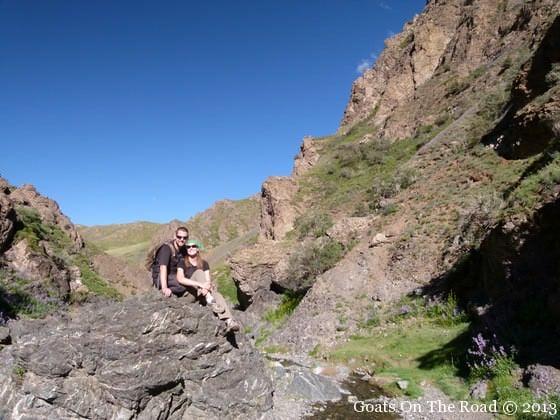 yolyn am gorge