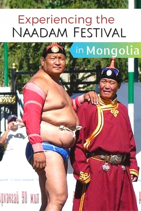 Experiencing The Naadam Festival In Mongolia