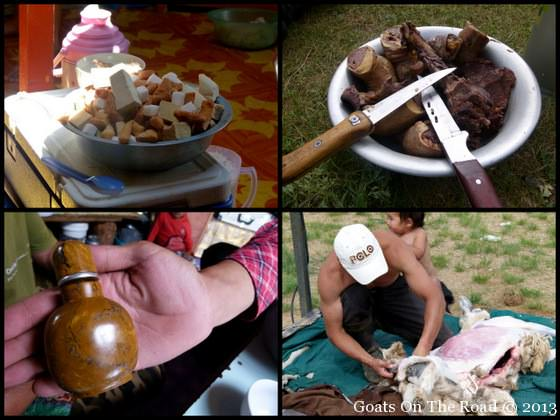 food in mongolia