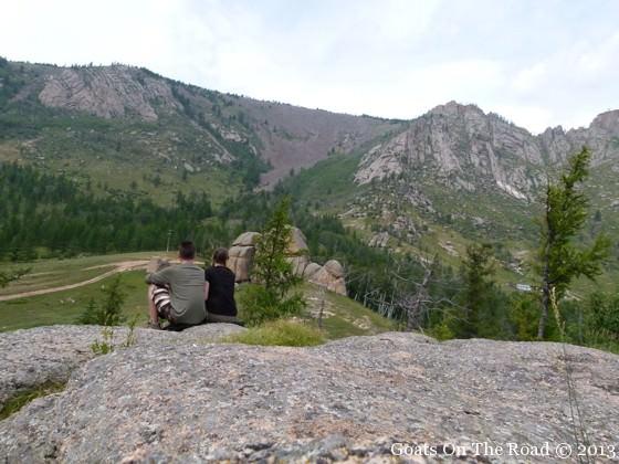 Terelj National Park Picnic