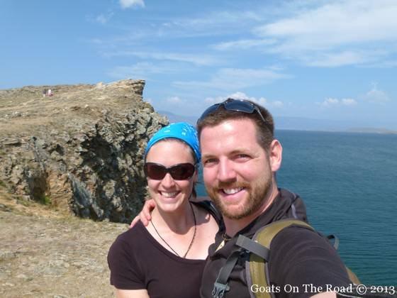 Backpacking Olkhon Island