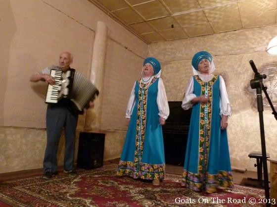 russian cultural show