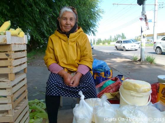 street vendor russia
