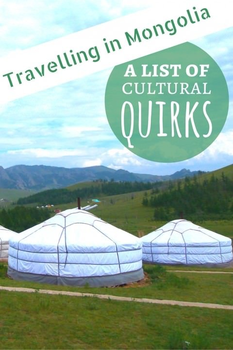 Travelling In Mongolia- A List Of Cultural Quirks