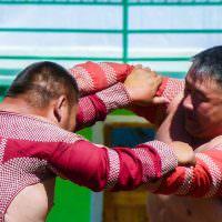 naadam festival in tsetserleg mongolia