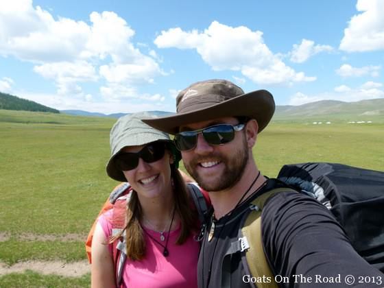 backpacking mongolia